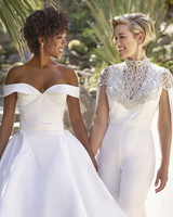 Samira Wiley and Lauren Morelli Married Palm Springs Wedding