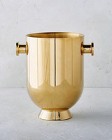 steel anniversary gifts champagne bucket frontgate