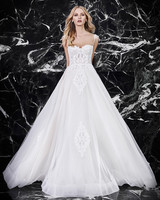 victoria kyriakides a-line wedding dress spring 2018