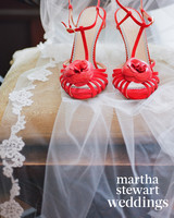 abby elliott bill kennedy wedding red shoes