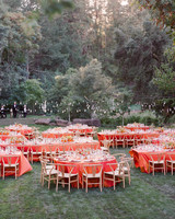 alessa andrew wedding reception tables