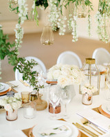 chloe shayo south africa couple reception table close up
