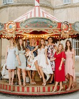 lara kjell circus party girls carousel