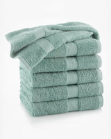 morning registry items martex bath towel set of six