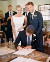 ashlie adam alpert wedding ketubah chainsmokers