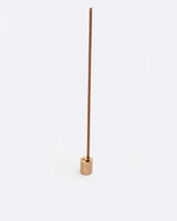 bronze anniversary gift incense holder