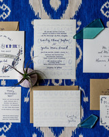 Seaside Shell Stationery