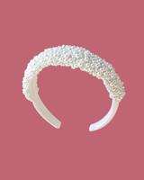 Isabel Garreton Pearl Headband