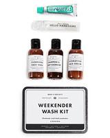 groomsmen gift guide mens society weekend wash kit