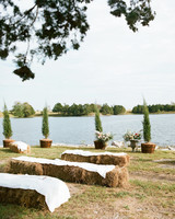 jessika william wedding ceremony seating