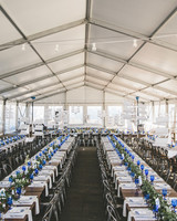 laura john wedding massachusetts tent reception
