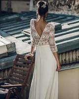 Laurent Nivalle gown