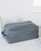 leather anniversary gifts white company toiletry bag