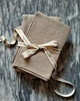 Linen Wedding Anniversary Gifts Kitchen Towels