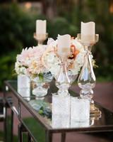 Ombré Wedding Decorations