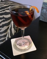 Rhode Island State Signature Cocktail