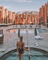 Aspen bachelorette hotels the st regis campbell carly