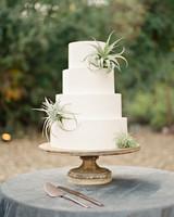 Emma mike California wedding Corbin gurkin cake