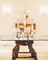 mercury glass wedding ideas dyanna lamora photography