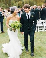 chelsa dennis wedding couple