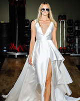 Rivini by Rita Vinieris V-Neck Wedding Dress Fall 2018