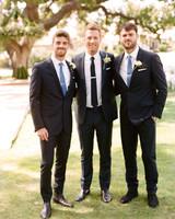 ashlie adam alpert wedding chainsmokers groomsmen