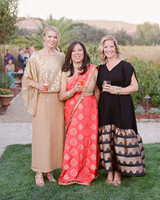 jenna alok wedding wine country california guests