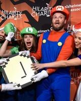 Seth Rogen and Lauren Rogen Halloween 2016 Couples Costume
