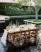 turks and caicos shoot erich mcvey tablescape close up