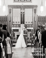abby elliott bill kennedy wedding ceremony