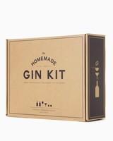 groomsmen gift guide old faithful homemade gin kit