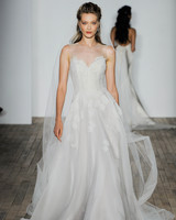 Allison Webb Trumpet Wedding Dress Fall 2018