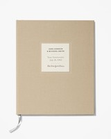 New York Times Linen-Covered Anniversary Book