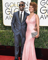 Sterling K Brown and Ryan Michelle Bathe Golden Globes 2017