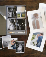 wedding album alternatives matted prints