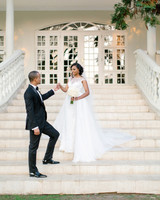 chloe shayo south africa wedding couple portrait steps