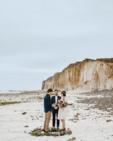 epic elopement locations normandy france