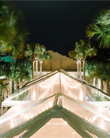 Clear Tents for an Outdoor Wedding