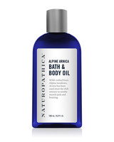 bath body oil