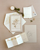 caroline kyle wedding stationery suite