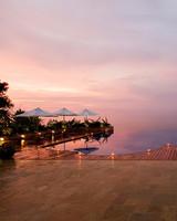 honeymoon destinations eskaya beach sunset