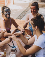 DIY Spa with friends