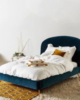 furniture anniversary gift velvet bed sheets bedroom
