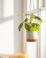 pottery anniversary gifts hanging planter urban outfitters