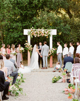 Tenley molzahn taylor leopold wedding ceremony