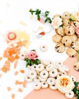 Tenley molzahn taylor leopold wedding desserts delicious