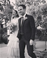 2018 celebrity wedding moments mandy moore taylor goldsmith