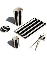 first married holiday gift guide lux eros ceramic sushi set