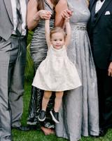 kelsey joc wedding santa barbara california flowergirl