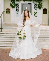off the shoulder wedding dresses olivia griffin photography